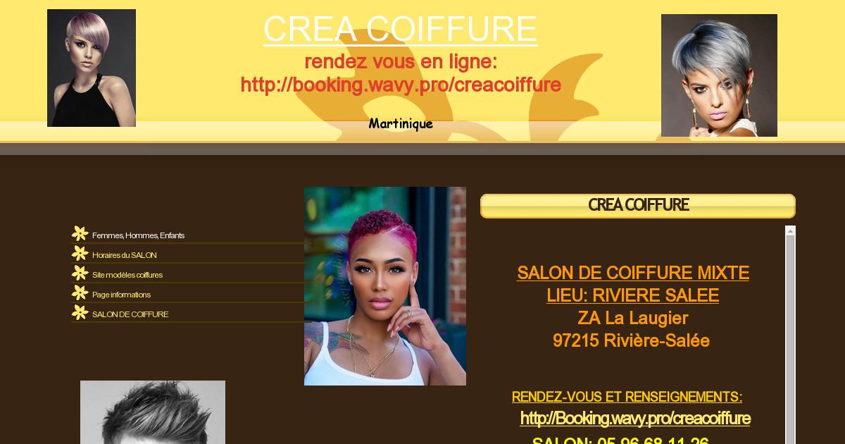 Sophie coiffure femmes hommes enfants - Creer un salon de coiffure ...